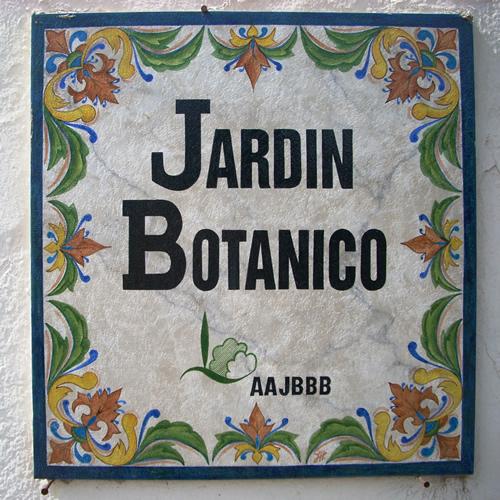 Laboratorio de plantas vasculares for Jardin 935 bahia blanca